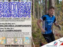 British Orienteering Championships 2017