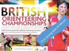 British Orienteering Championships