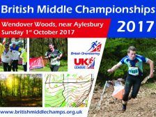British Middle Championships 2017
