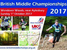 British Middle Championships 2017