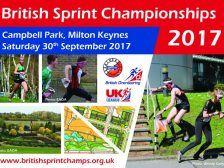 British Sprint Championships 2017